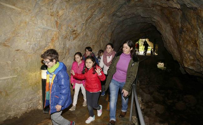 La temporada de visitas a la cueva de Tito Bustillo comenzará el 1 de marzo