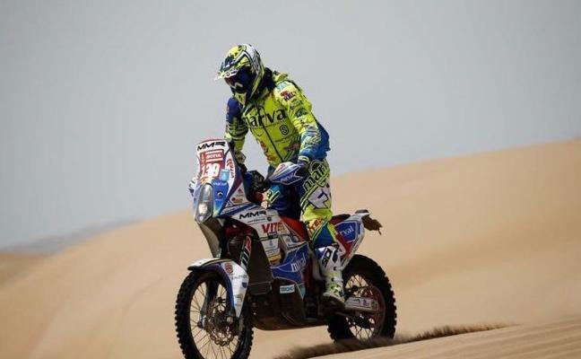 Álvarez vence al desierto de Acari
