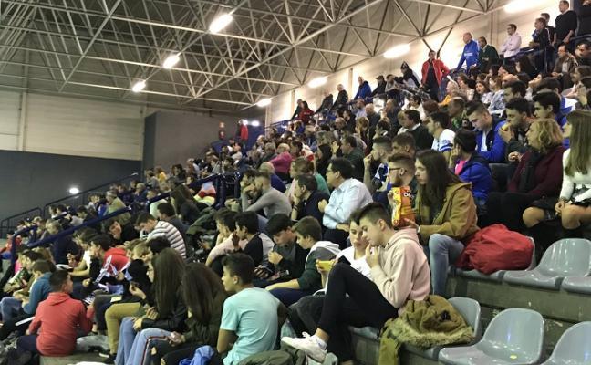 El Toscaf Atlética recupera efectivos ante la visita del 'gallito' Safa