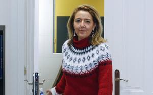 Teresa Mallada: «Las listas las haré conjuntamente con la dirección nacional y con la opinión de la regional»