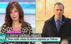 Ana Rosa responde a Vox tras acusarla de «feminazi»
