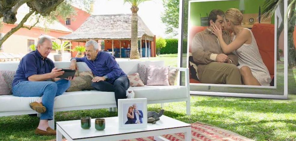 Telecinco retira el programa de Bertín Osborne