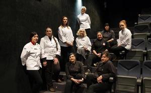 Las cocineras asturianas se hacen oír