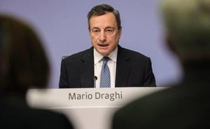 El BCE advierte sobre la ralentización de la eurozona