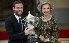 Juan Mata: «No sé si volveré a jugar en España»