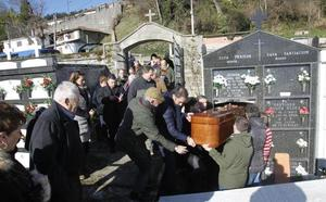 Marcelo Conrado ya descansa en Tineo