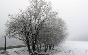 Asturias vivirá sus horas más frías esta madrugada
