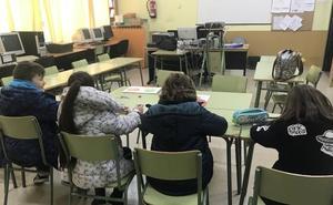 El colegio Rey Aurelio de Sotrondio lleva dos días sin calefacción
