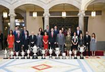 Mata, Keylor, Juan de Dios y 'Campeones' reinan en los Premios Nacionales del Deporte