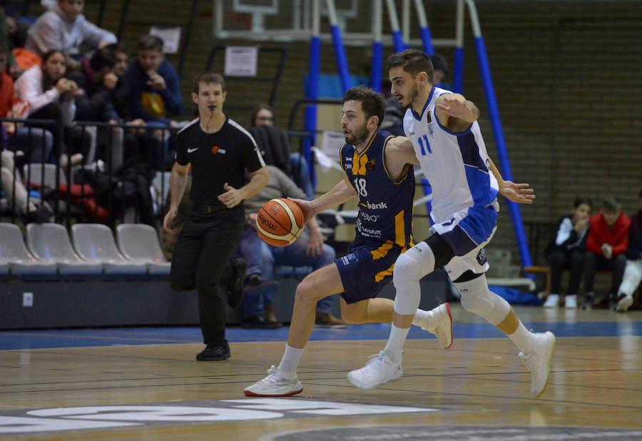 El Liberbank Oviedo cae derrotado ante el Prat