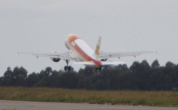 El Principado destina 1,6 millones a recuperar los vuelos a Londres, París y Fráncfort