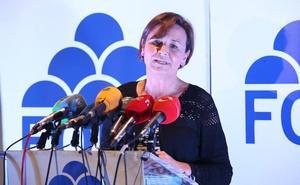 Cargos de Foro quieren a Carmen Moriyón de número uno si hay coalición con el PP