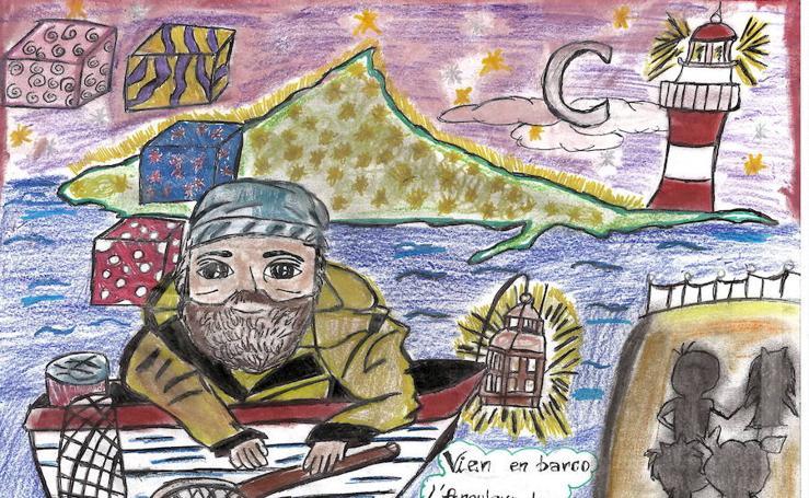 El VI Concurso de dibujo de L'Anguleru ya tiene ganadores