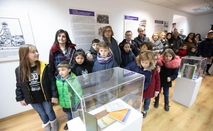 El colegio de Sabugo celebra su centenario