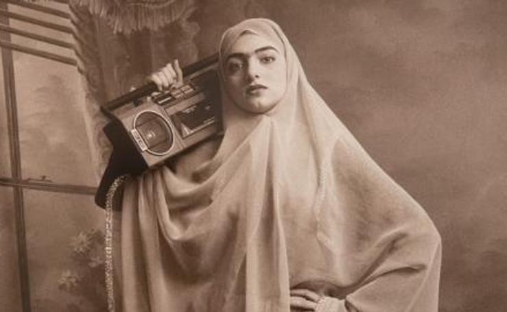 La crítica y el humor de Shadi Ghadirian, en el Niemeyer