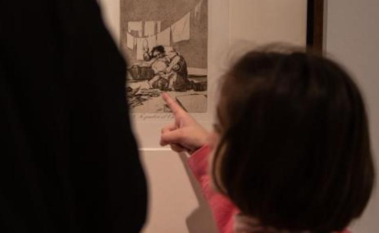 Los Caprichos de Goya, en el Valey