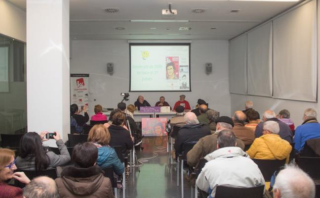 IU Castrillón recuerda a Gaspar García Laviana