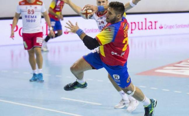 Serdio, con pie y medio en el Barça