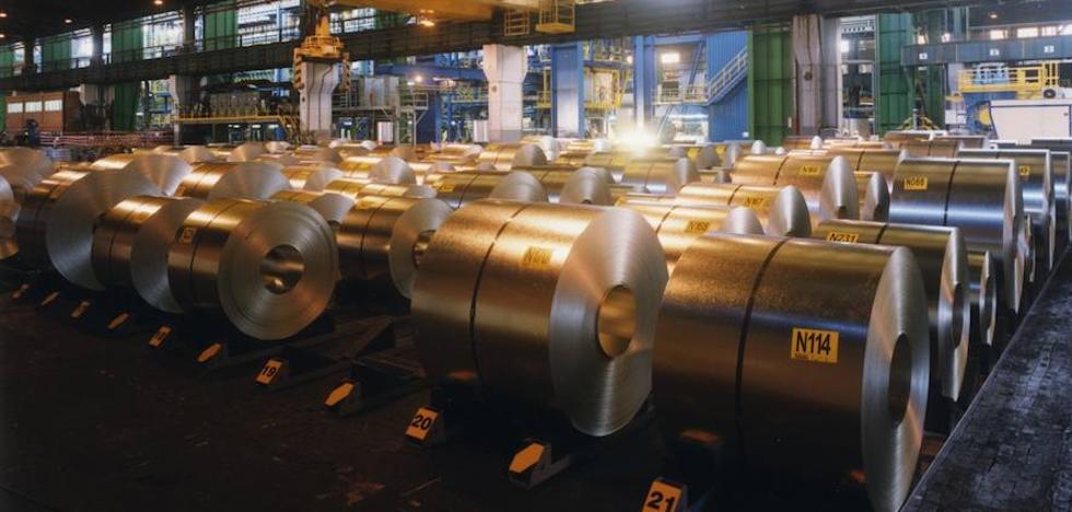 Arcelor anuncia nuevas paradas en la línea de hojalata de Avilés
