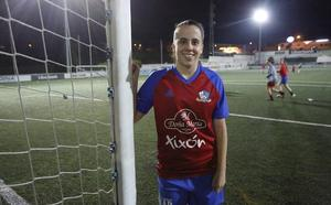 Gijón FF | Lore: «Tenemos las pilas cargadas»