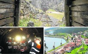 Una decena de propuestas para redescubrir las minas asturianas