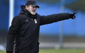 Real Oviedo | Anquela: «Hay que intentar sumar lo antes posible: ascenso es una palabra que cuesta mucho»