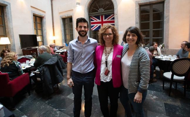Una empresa escocesa traerá al Ferrera a partir de mayo grupos de estudiantes de español