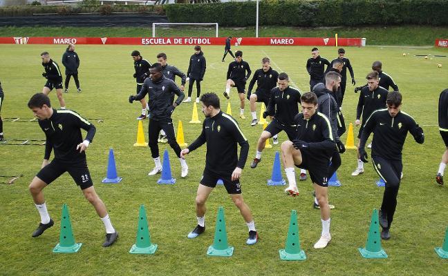 El Sporting se toma el pulso en Albacete