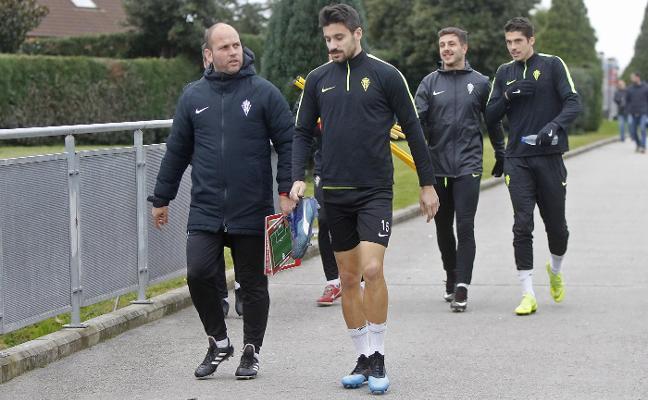 José Alberto: «Prefiero subir que jugar una final de la Copa del Rey»