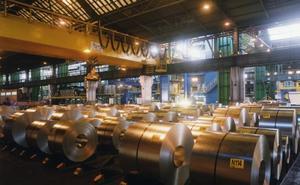 La caída de pedidos lleva a Arcelor a realizar nuevas paradas en su planta de Avilés