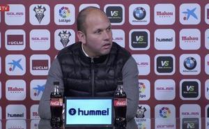 Sporting | José Alberto: «La campaña contra el árbitro ha funcionado»