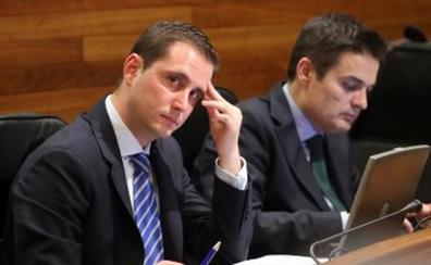 David González Medina busca apoyos para postularse como candidato del PP