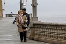El frío se queda en Asturias