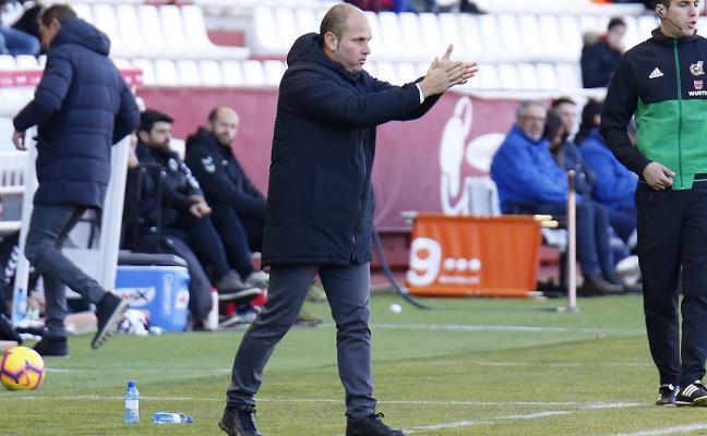 José Alberto, entrenador del Sporting: «La campaña contra el árbitro ha funcionado»