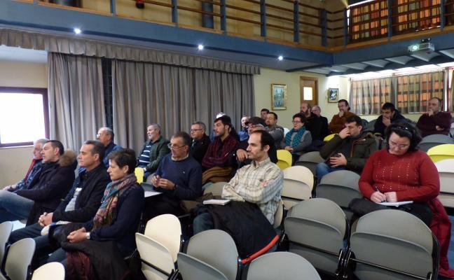 Cangas del Narcea frenará la expansión de avispa asiática con sesenta litros de atrayente