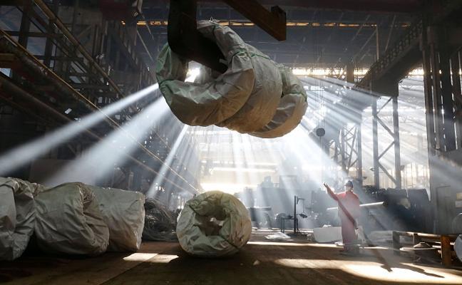 La UE se rearma para defender su siderurgia