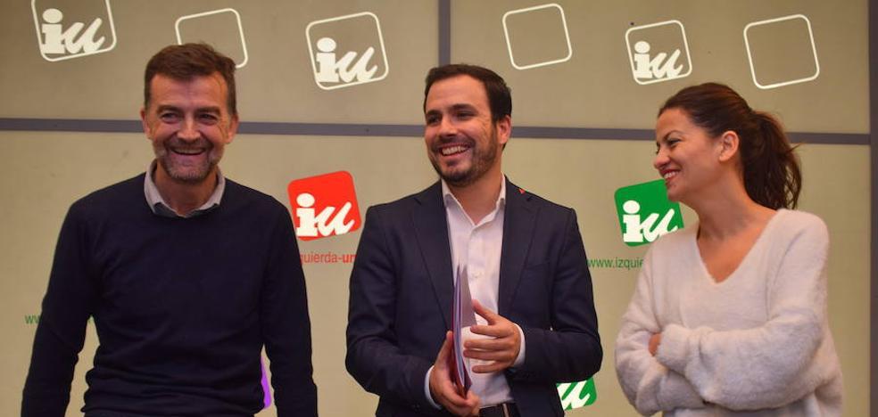 Garzón da el primer paso para intervenir Izquierda Unida de Asturias