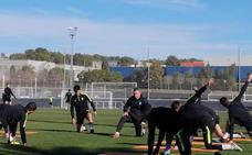 «Estamos siempre por encima del rival», asegura Rubén Biempica sobre el estado físico del Sporting