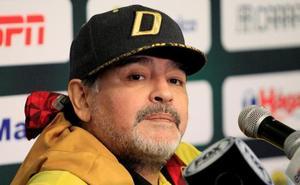 Maradona, dado de alta tras ser operado