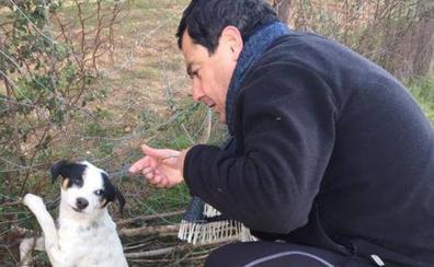 Pérez-Reverte: «Sería bueno que recordara a ese perrito cuando empiece a legislar para Andalucía»