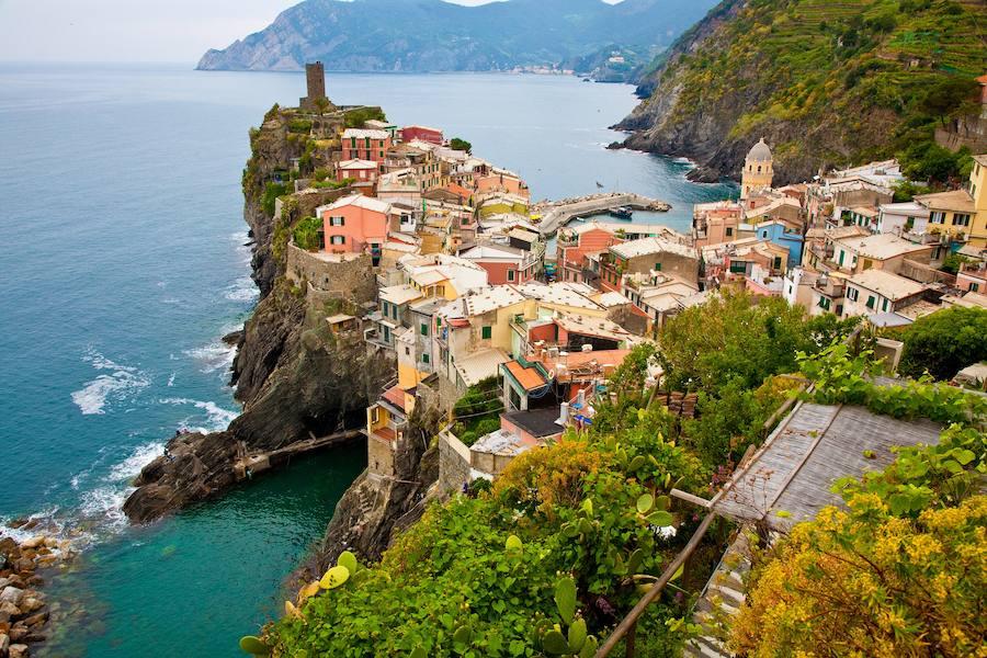 Construcciones maravillosas en lugares increíbles