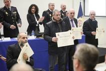 195 aniversario de la Policía Nacional en Asturias