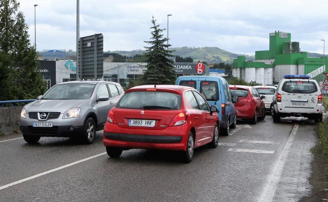 El Plan Urbanístico de Siero plantea un nuevo vial para aliviar los acceso a Intu Asturias
