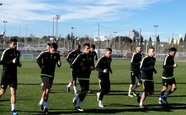 El Sporting se agarra a José Alberto