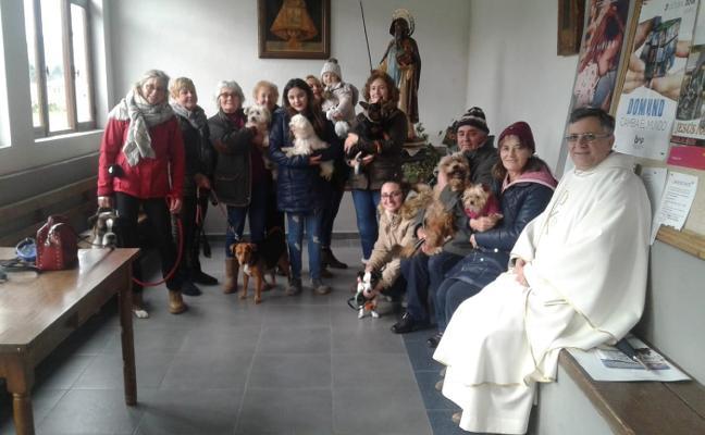 Posada de Llanes se adelanta a San Antón