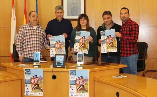 Más de 300 atletas participarán en el cross por clubes de Perlora