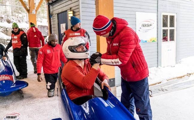 Blanco roza el oro en la segunda prueba de la Copa del Mundo de Lillehammer