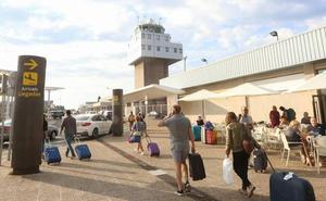 El aeropuerto de Asturias pierde viajeros aunque Aena cierra el año con un récord histórico