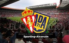 Ganadores de entradas para el Sporting-Alcorcón