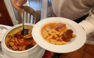 Y los restaurantes de fuera de Asturias con la mejor fabada son...
